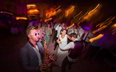 Mariage festif au château de Biez