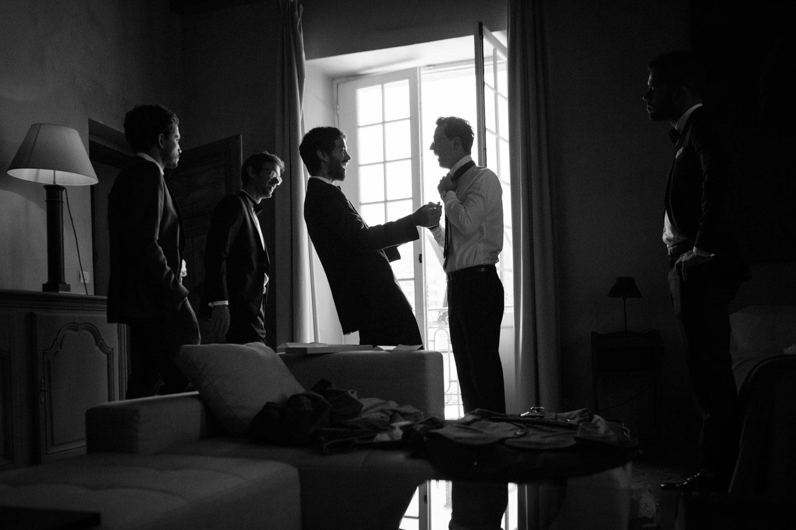 preparation-mariage-chateau-sorel