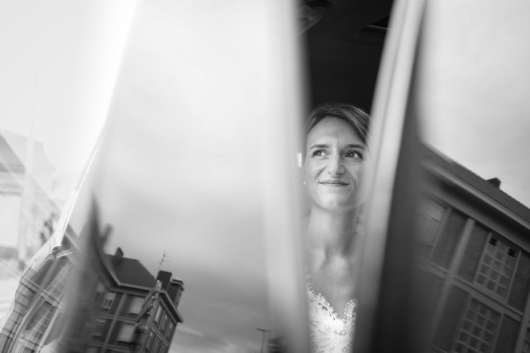 Amélie entre deux reflets