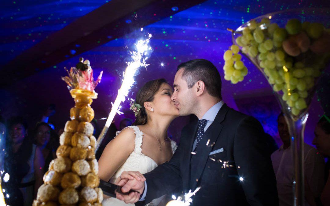 Mariage au château de Bourron-Marlotte