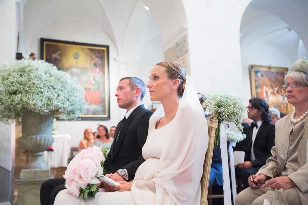 Le marié se prépare
