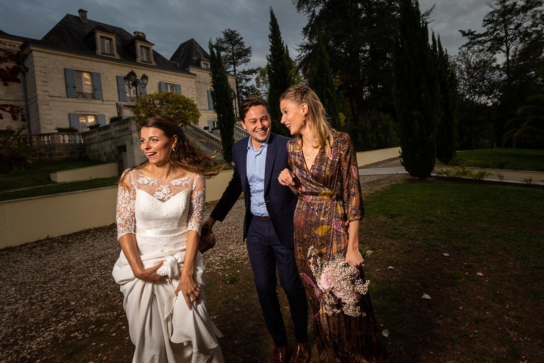 Photographe mariage domaine de la fauconnie-34