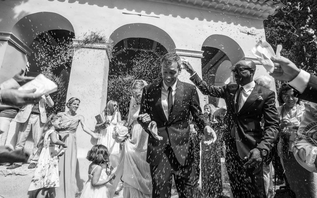 Mariage à la Bastide Saint Mathieu