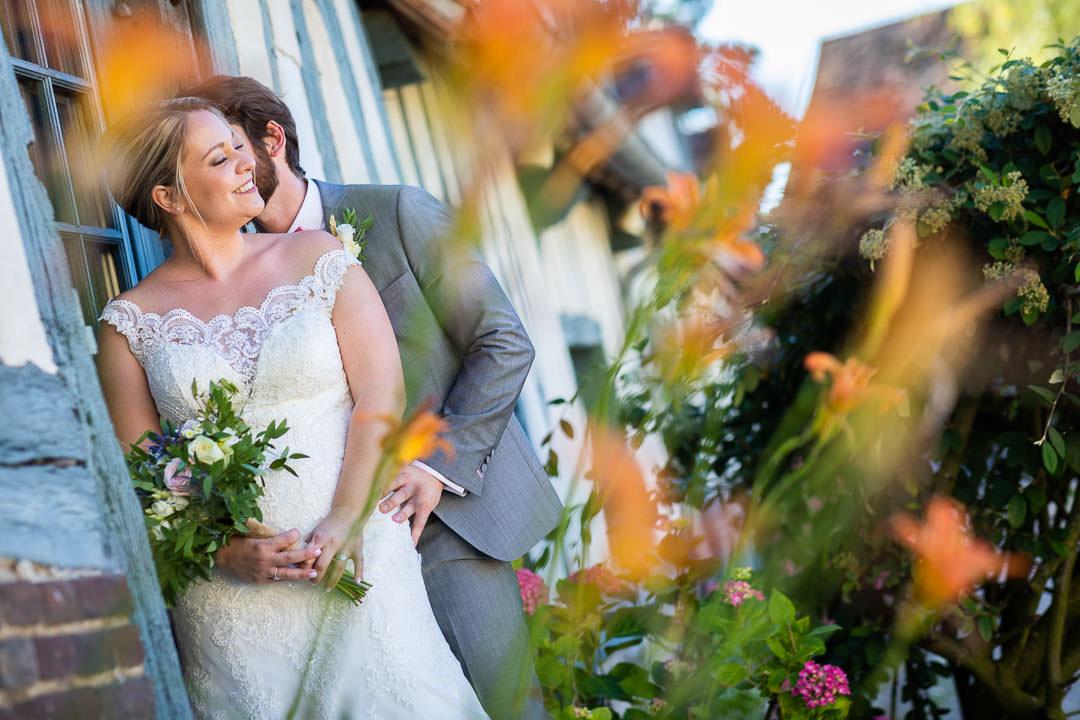 Le marié se prépare à Detilly