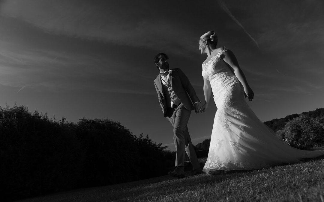 Mariage dans une grange en Normandie