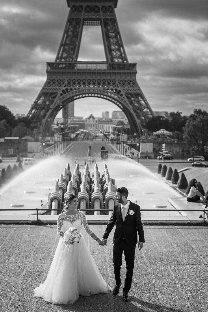 se marier devant la tour eiffel 2